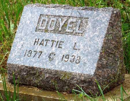 WILES DOYEL, HATTIE L - Barry County, Missouri | HATTIE L WILES DOYEL - Missouri Gravestone Photos