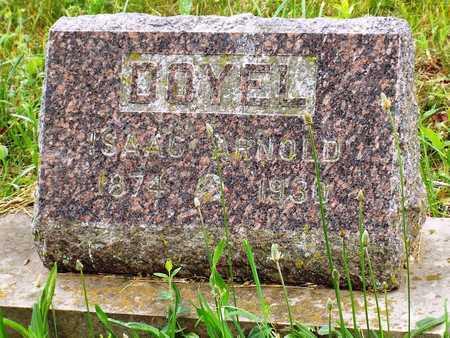 DOYEL, ISAAC ARNOLD - Barry County, Missouri   ISAAC ARNOLD DOYEL - Missouri Gravestone Photos