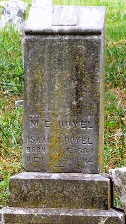 MORRISON DOYEL, MARY ELIZABETH - Barry County, Missouri   MARY ELIZABETH MORRISON DOYEL - Missouri Gravestone Photos