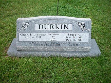 DURKIN, BRUCE - Barry County, Missouri   BRUCE DURKIN - Missouri Gravestone Photos