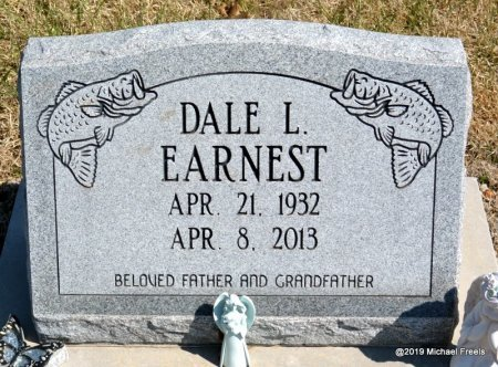EARNEST, DALE L. (VETERAN) - Barry County, Missouri | DALE L. (VETERAN) EARNEST - Missouri Gravestone Photos