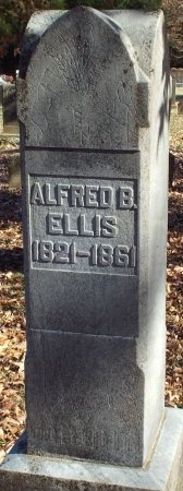 ELLIS, ALFRED B - Barry County, Missouri | ALFRED B ELLIS - Missouri Gravestone Photos