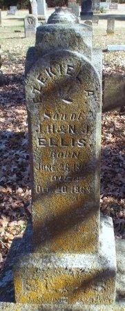 ELLIS, EZEKIEL A - Barry County, Missouri | EZEKIEL A ELLIS - Missouri Gravestone Photos