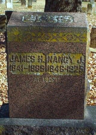 ELLIS, NANCY JANE - Barry County, Missouri | NANCY JANE ELLIS - Missouri Gravestone Photos