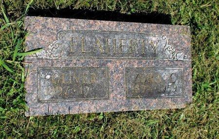 FLAHERTY, ZORA C - Barry County, Missouri | ZORA C FLAHERTY - Missouri Gravestone Photos