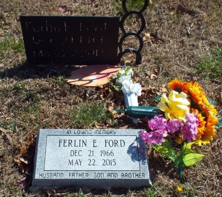 FORD, FERLIN E - Barry County, Missouri | FERLIN E FORD - Missouri Gravestone Photos