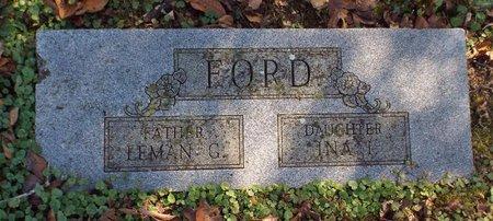 "FORD, LEMAN GLEASON ""MILO"" - Barry County, Missouri   LEMAN GLEASON ""MILO"" FORD - Missouri Gravestone Photos"