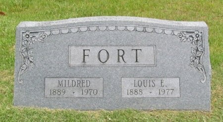 FORT, LOUIS ESTEY - Barry County, Missouri   LOUIS ESTEY FORT - Missouri Gravestone Photos