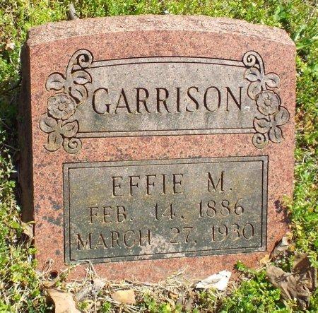 GARRISON, EFFIE MARY - Barry County, Missouri   EFFIE MARY GARRISON - Missouri Gravestone Photos