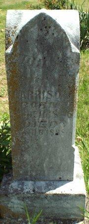 GARRISON, JOHN RITE - Barry County, Missouri | JOHN RITE GARRISON - Missouri Gravestone Photos