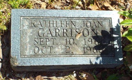 GARRISON, KATHLEEN JOAN - Barry County, Missouri | KATHLEEN JOAN GARRISON - Missouri Gravestone Photos