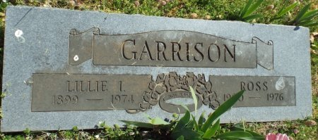 GARRISON, ROSS - Barry County, Missouri | ROSS GARRISON - Missouri Gravestone Photos