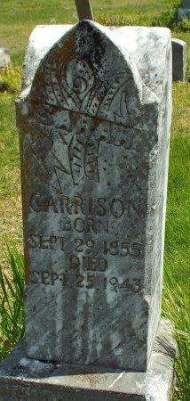 GARRISON, SARAH JANE  - Barry County, Missouri | SARAH JANE  GARRISON - Missouri Gravestone Photos