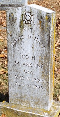 HALL, DAVID D. (VETERAN) - Barry County, Missouri | DAVID D. (VETERAN) HALL - Missouri Gravestone Photos