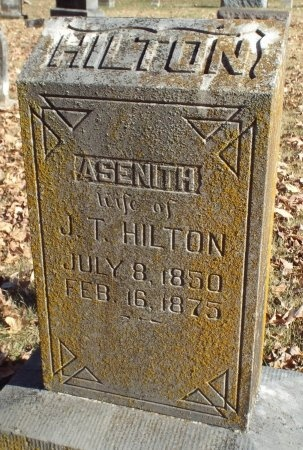 "HILTON, ASENITH CAROLINE ""SENA"" - Barry County, Missouri | ASENITH CAROLINE ""SENA"" HILTON - Missouri Gravestone Photos"