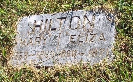 HILTON, MARY SUSANNA - Barry County, Missouri | MARY SUSANNA HILTON - Missouri Gravestone Photos