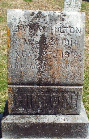 HILTON, IDA MAY - Barry County, Missouri | IDA MAY HILTON - Missouri Gravestone Photos