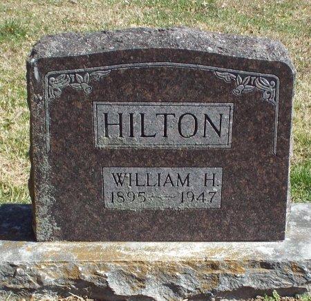 HILTON, WILLIAM HENRY - Barry County, Missouri | WILLIAM HENRY HILTON - Missouri Gravestone Photos