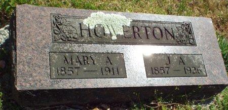 STEPHENS HOWERTON, MARY ANN - Barry County, Missouri   MARY ANN STEPHENS HOWERTON - Missouri Gravestone Photos
