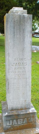 JABAS, ALINE - Barry County, Missouri | ALINE JABAS - Missouri Gravestone Photos