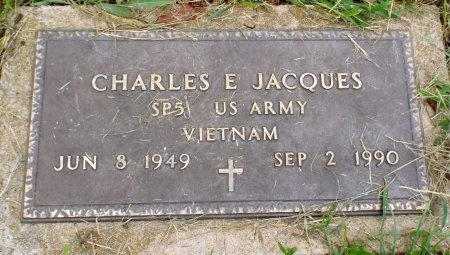 JACQUES, CHARLES R (VETERAN) - Barry County, Missouri   CHARLES R (VETERAN) JACQUES - Missouri Gravestone Photos