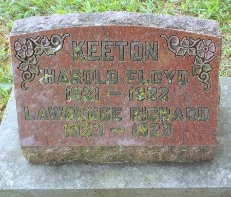 KEETON, HAROLD FLOYD - Barry County, Missouri | HAROLD FLOYD KEETON - Missouri Gravestone Photos