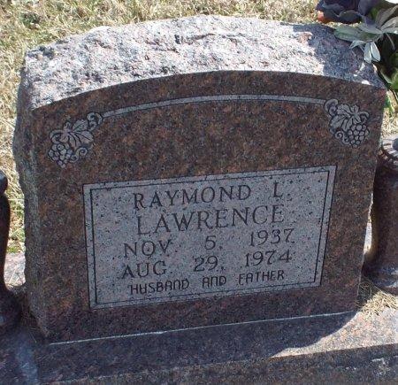 LAWRENCE, RAYMOND LEROY  - Barry County, Missouri | RAYMOND LEROY  LAWRENCE - Missouri Gravestone Photos