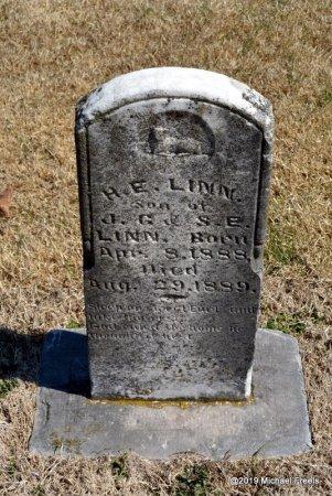 LINN, H. EARL - Barry County, Missouri | H. EARL LINN - Missouri Gravestone Photos