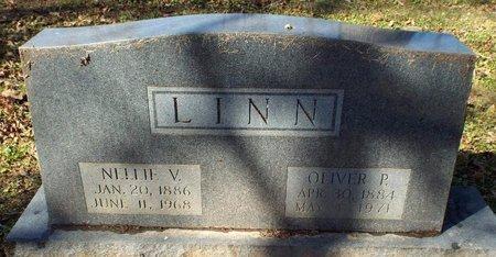 STUBBLEFIELD LINN, NELLIE VIRGINIA - Barry County, Missouri | NELLIE VIRGINIA STUBBLEFIELD LINN - Missouri Gravestone Photos