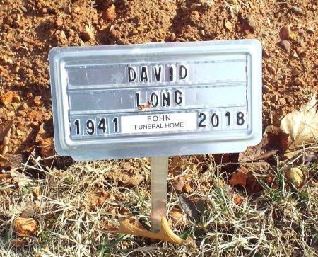 LONG, DAVID MAX - Barry County, Missouri | DAVID MAX LONG - Missouri Gravestone Photos