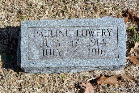 LOWERY, PAULINE - Barry County, Missouri | PAULINE LOWERY - Missouri Gravestone Photos