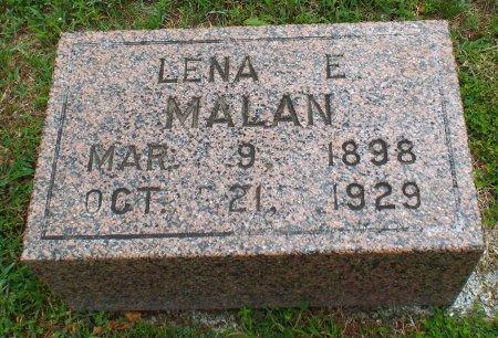 MALAN, LENA E. - Barry County, Missouri   LENA E. MALAN - Missouri Gravestone Photos