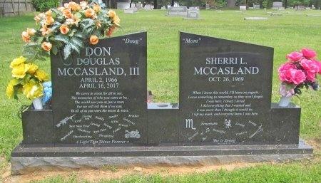 MCCASLAND, DON DOUGLAS III - Barry County, Missouri   DON DOUGLAS III MCCASLAND - Missouri Gravestone Photos