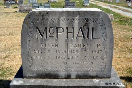 MCPHAIL, DANIEL P. - Barry County, Missouri   DANIEL P. MCPHAIL - Missouri Gravestone Photos