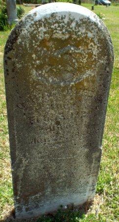 MCQUEEN, ORVILLE RISTON  - Barry County, Missouri | ORVILLE RISTON  MCQUEEN - Missouri Gravestone Photos