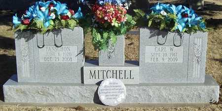 HESS MITCHELL, EDITH FANSCHON - Barry County, Missouri | EDITH FANSCHON HESS MITCHELL - Missouri Gravestone Photos