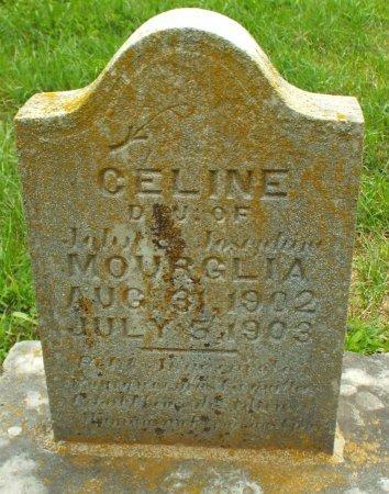 MOURGLIA, CELINE - Barry County, Missouri | CELINE MOURGLIA - Missouri Gravestone Photos
