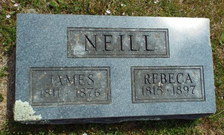 NEILL, REBECCA  - Barry County, Missouri | REBECCA  NEILL - Missouri Gravestone Photos