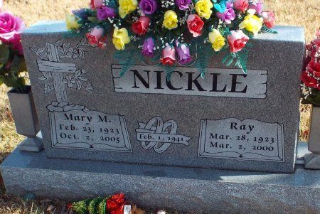 NICKLE, RAY - Barry County, Missouri | RAY NICKLE - Missouri Gravestone Photos