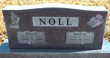 NOLL, HAZEL H.  - Barry County, Missouri   HAZEL H.  NOLL - Missouri Gravestone Photos