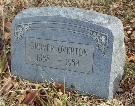 OVERTON, GROVER EDWIN - Barry County, Missouri | GROVER EDWIN OVERTON - Missouri Gravestone Photos