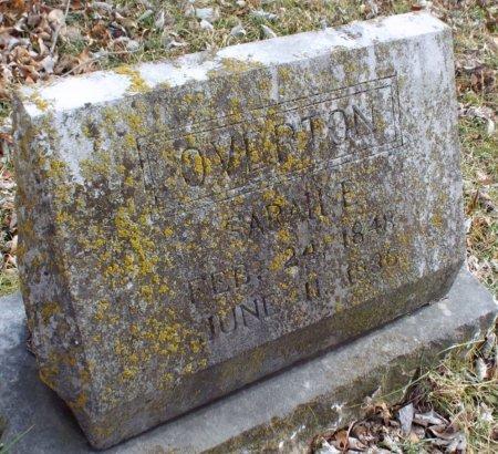 RODGERS OVERTON, SARAH ELLEN - Barry County, Missouri | SARAH ELLEN RODGERS OVERTON - Missouri Gravestone Photos
