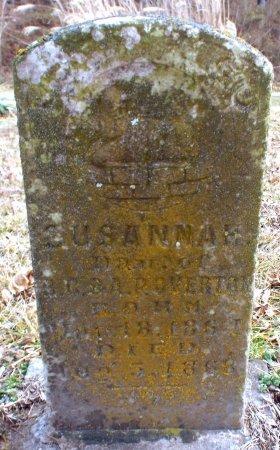 OVERTON, SUSANNAH - Barry County, Missouri | SUSANNAH OVERTON - Missouri Gravestone Photos