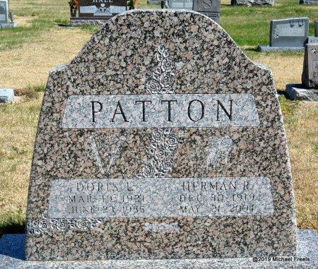 PATTON, HERMAN R. - Barry County, Missouri   HERMAN R. PATTON - Missouri Gravestone Photos