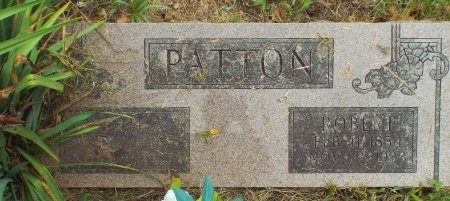 PATTON, ROBERT - Barry County, Missouri | ROBERT PATTON - Missouri Gravestone Photos