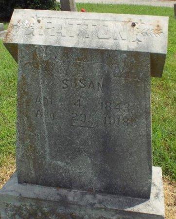 PATTON, SUSAN - Barry County, Missouri | SUSAN PATTON - Missouri Gravestone Photos