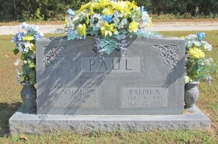 PAUL, RALPH N - Barry County, Missouri | RALPH N PAUL - Missouri Gravestone Photos