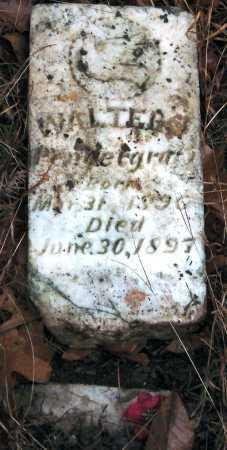 PENDERGRAFT, WALTER J - Barry County, Missouri | WALTER J PENDERGRAFT - Missouri Gravestone Photos