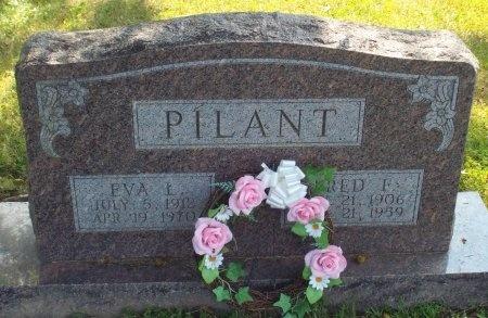 PILANT, FRED FRANKLIN - Barry County, Missouri | FRED FRANKLIN PILANT - Missouri Gravestone Photos