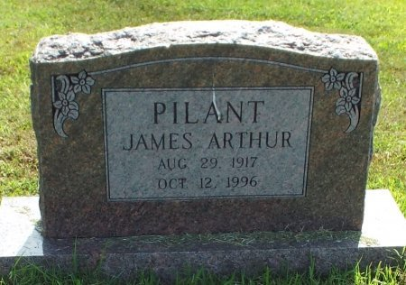 PILANT, JAMES ARTHUR - Barry County, Missouri | JAMES ARTHUR PILANT - Missouri Gravestone Photos